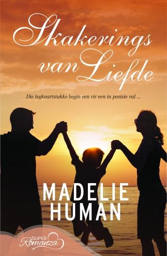 Skakerings van liefde_Madelie Human_VOORBLAD
