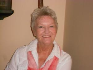 Frieda van der Westhuizen