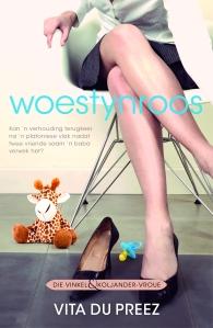 Woestynroos Voorblad