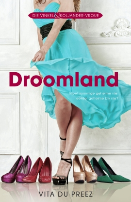 Droomland(Voorblad)