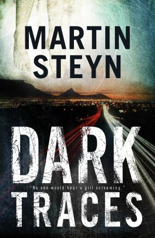 Dark traces_voorblad