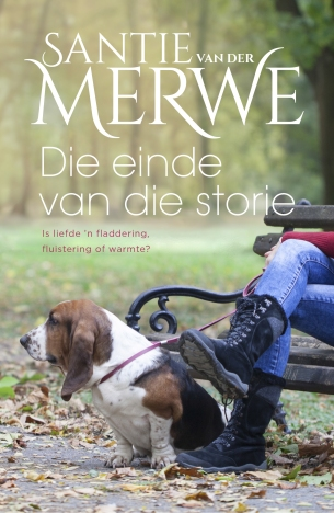 Die einde van die storie_Santie van der Merwe_VOORBLAD